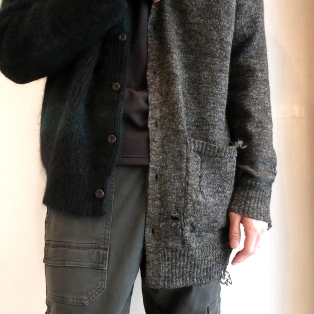 MIHARAYASUHIRO カーディガン ニット (6).JPG