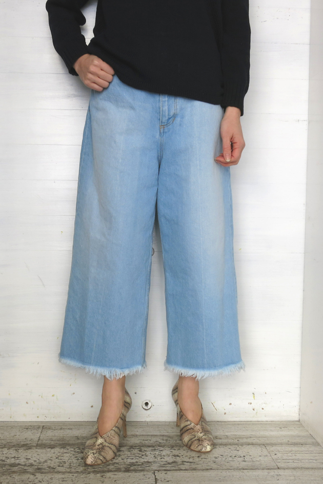 GVGV RAW EDGE WIDE LEG JEANS1.JPG