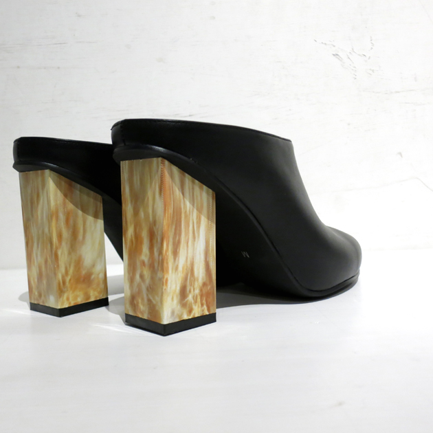 GVGV LEATHER MARBLE HEEL MULES.JPG