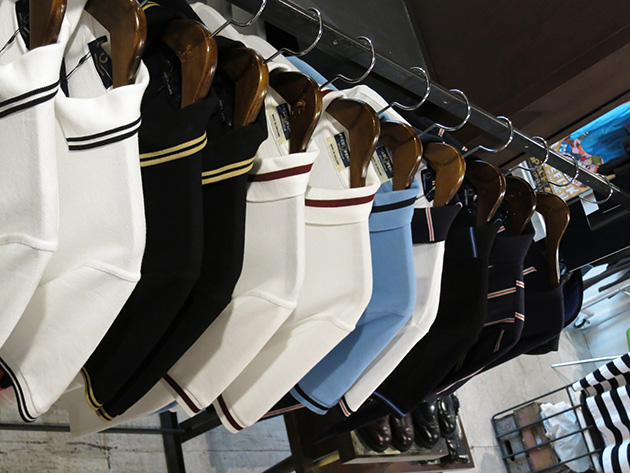 FRED PERRY ポロシャツ.jpg