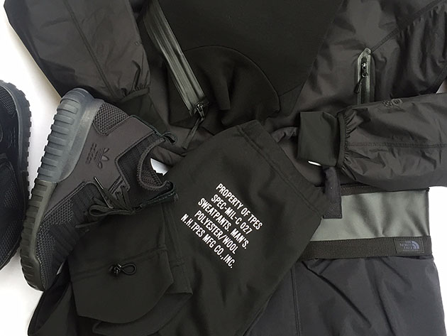 THE NORTH FACE PURPLE LABEL バッグ.jpg