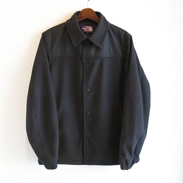 THE NORTH FACE PURPLE LABEL FLANNEL FIELD JACKET.jpg