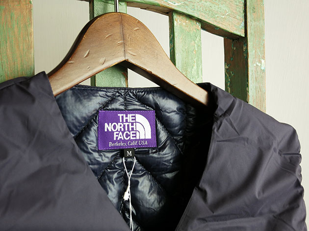 ベスト THE NORTH FACE PURPLE LABEL .jpg