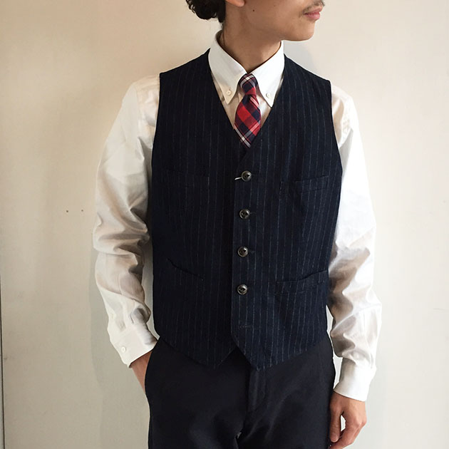 the stylistjapan デニム カイハラ.jpg