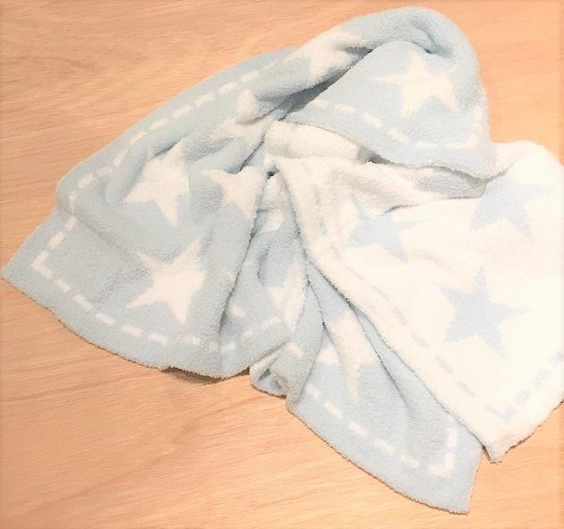 BAREFOOT DREAMS Dream Receiving Blanket1.jpg