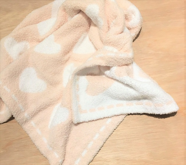 BAREFOOT DREAMS Dream Receiving Blanket2.jpg