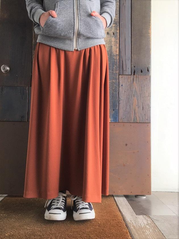 Ron Hermanギャザータイトスカート.JPG