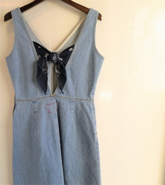 Ron Herman Denim dress.JPG