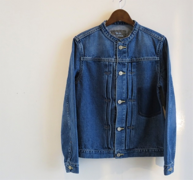 Ron Herman Denim Jacket.JPG