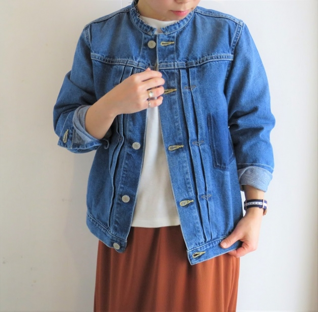 Ron Herman Denim Jacket1.JPG