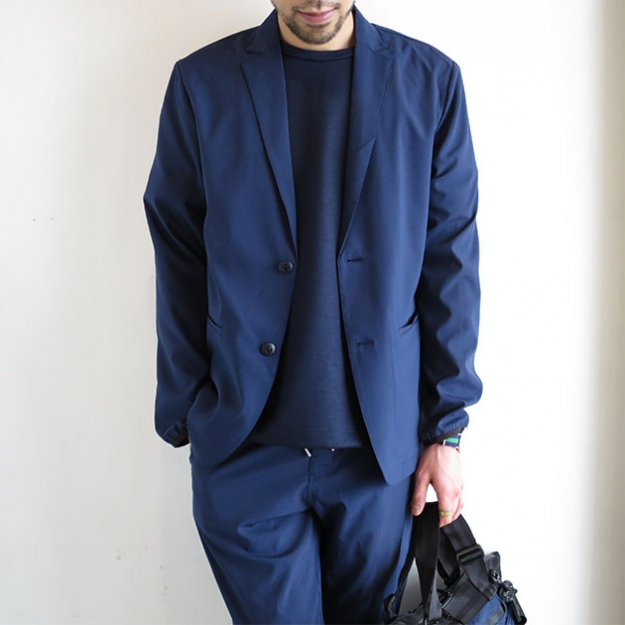 CHARI&CO FORMAL PACKABLE JKT ジャケット.jpg