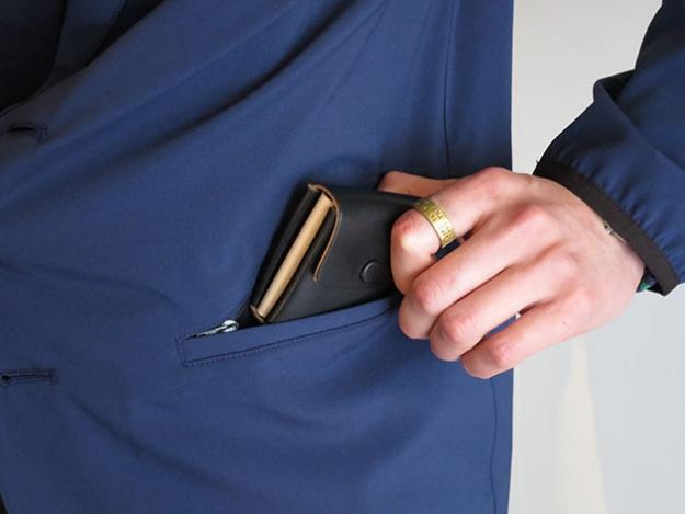 CHARI&CO FORMALPACKABLE JKTジャケット.jpg