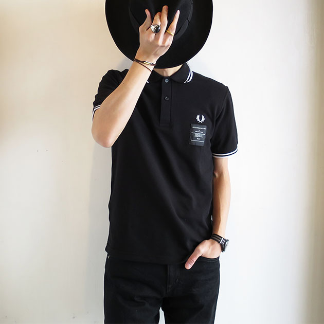 ART COMES FIRST FRED PERRY アートカムズファースト.jpg