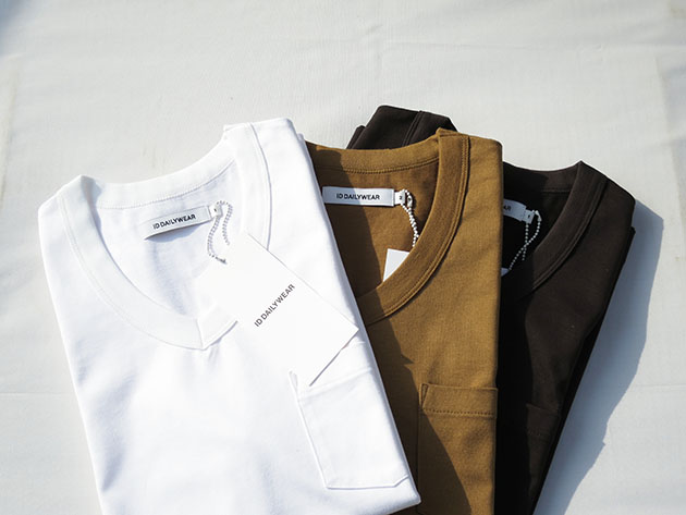 ID DAILY WEAR VネックTシャツ.jpg