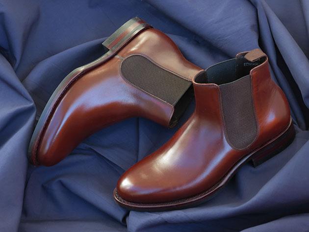 JALAN SRIWIJAYA ジャランスリウァヤ ブーツ サイドゴア.jpg