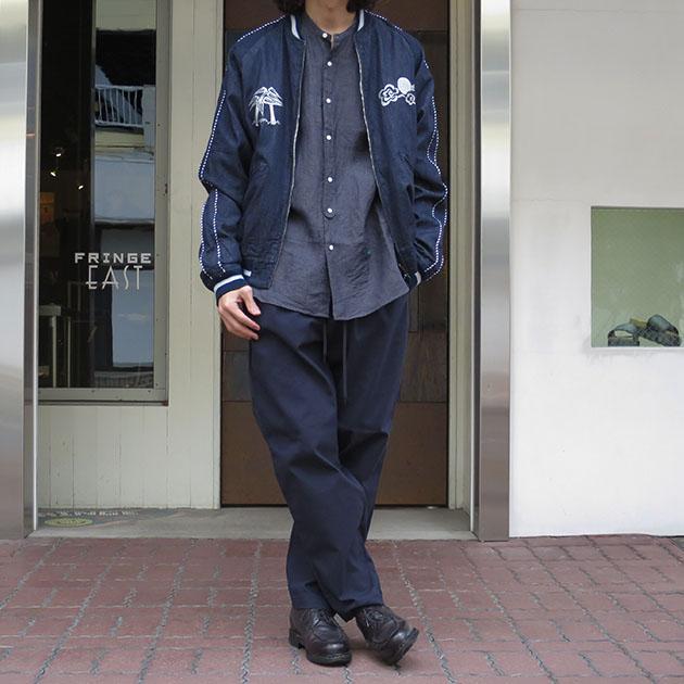 BLUE BLUE ホワイトタイガー スカジャン.jpg