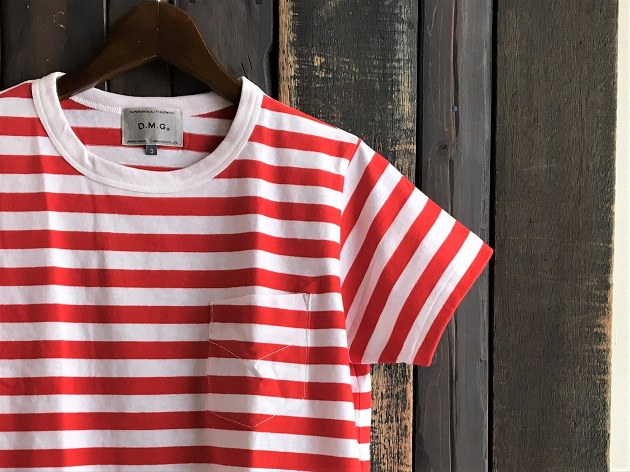 DMGボーダーTシャツ (4).JPG