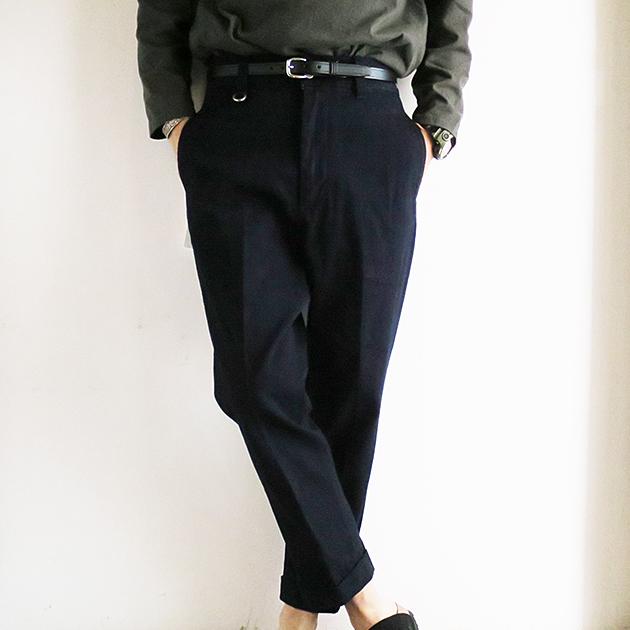 ID DAILYWEAR デニム スラックス パンツ.jpg