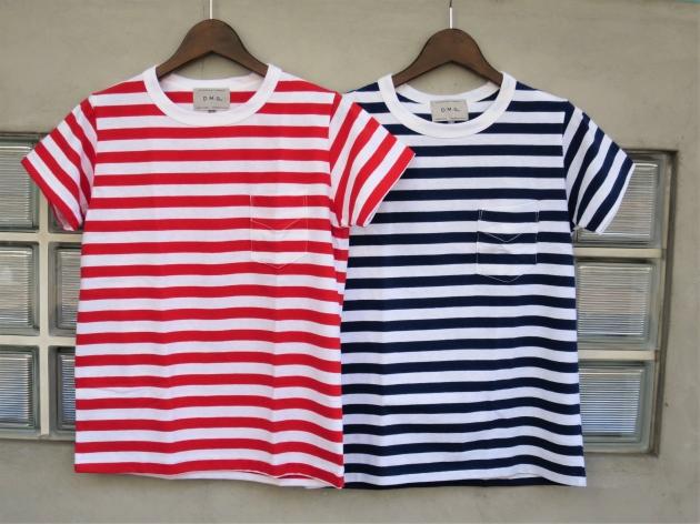 DMGボーダーTシャツ (2).JPG
