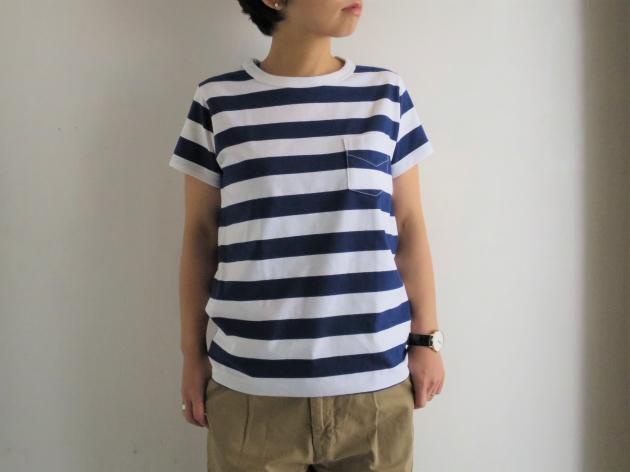 DMGボーダーTシャツ (5).JPG