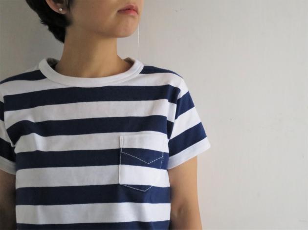DMGボーダーTシャツ (6).JPG