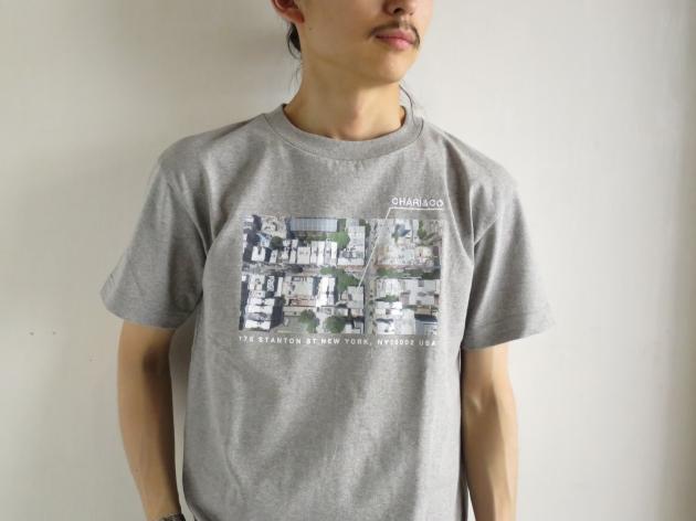 CHARI&CO チャリアンド コー Tシャツ.JPG