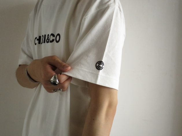 CHARI&CO チャリアンドコー ロゴ Tシャツ.JPG