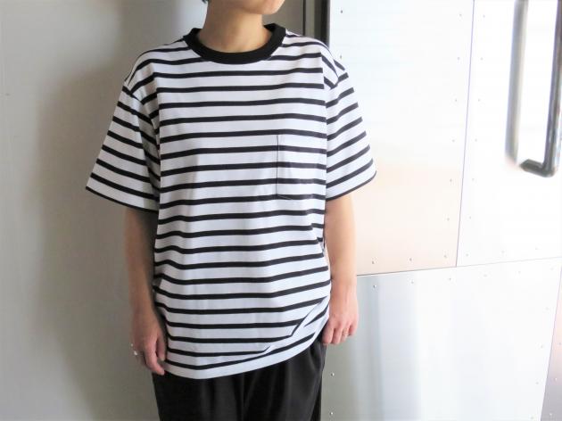 N.HOOLYWOODボーダーTシャツ (5).JPG