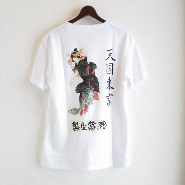 WACKO MARIA ワコマリア 天国東京 Tシャツ.JPG