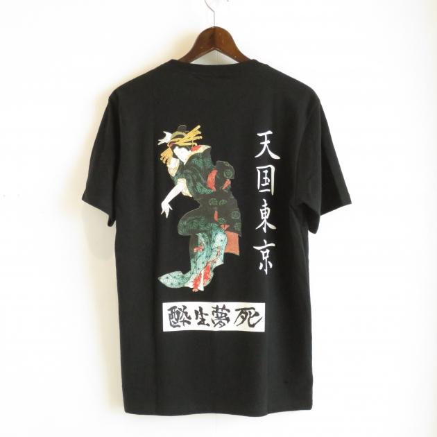 WACKOMARIA ワコマリア 天国東京 Tシャツ.JPG