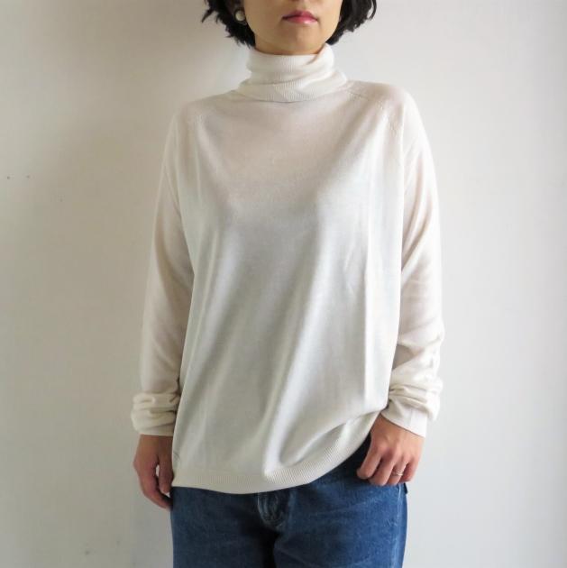 FINE parisタートルニット (10).JPG