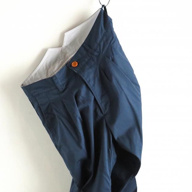 visivim HAKAMA PANTS 袴パンツ BLUE.JPG