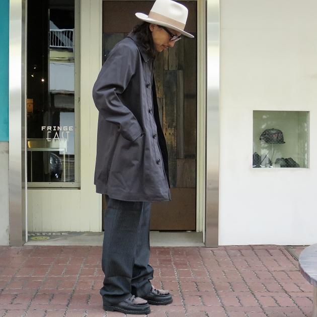 visvim ビズビム 袴パンツ GORETEX ゴアテックス コート.JPG