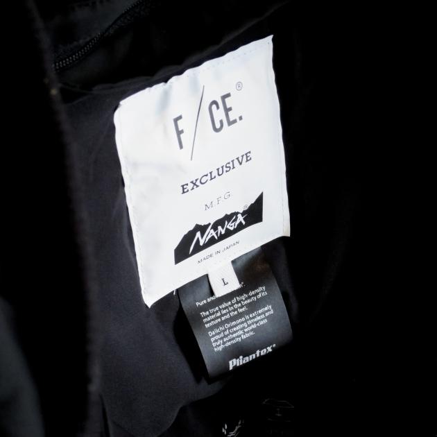 F:CE. NANGA N3B TYPE A ジャケット .JPG