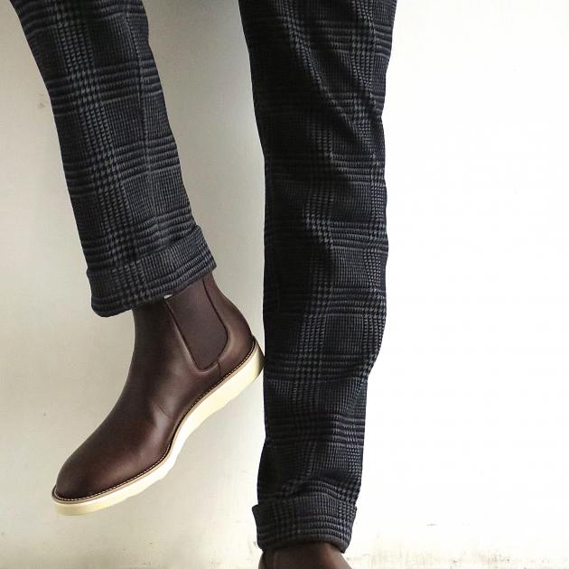 MR.OLIVE ミスターオリーブ ブーツ サイドゴア  .JPG