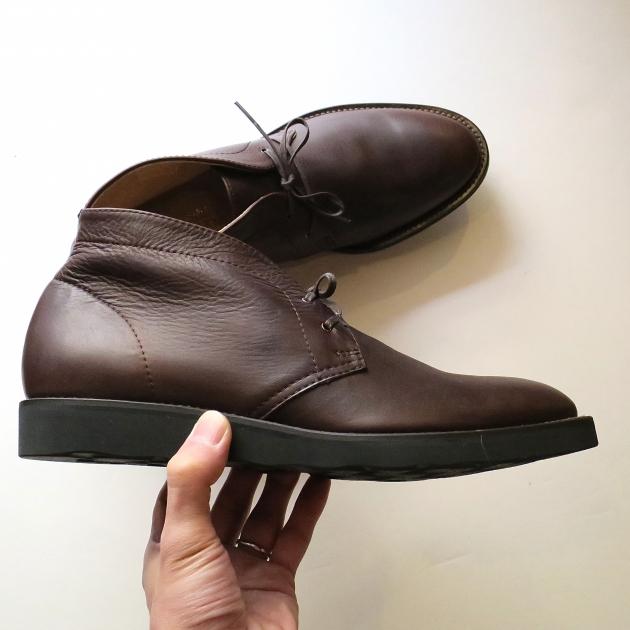 MR.OLIVE ミスターオリーブ ブーツ チャッカ.JPG
