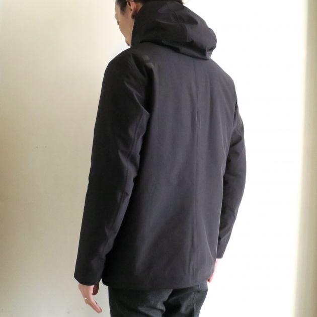 uber ウーバー regulator hooded jkt .JPG