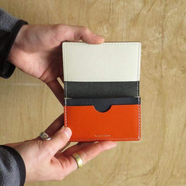 Hender Scheme エンダースキーマ カードケース.JPG