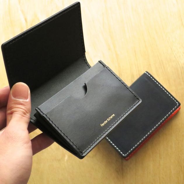HenderScheme カードケース エンダースキーマ .JPG