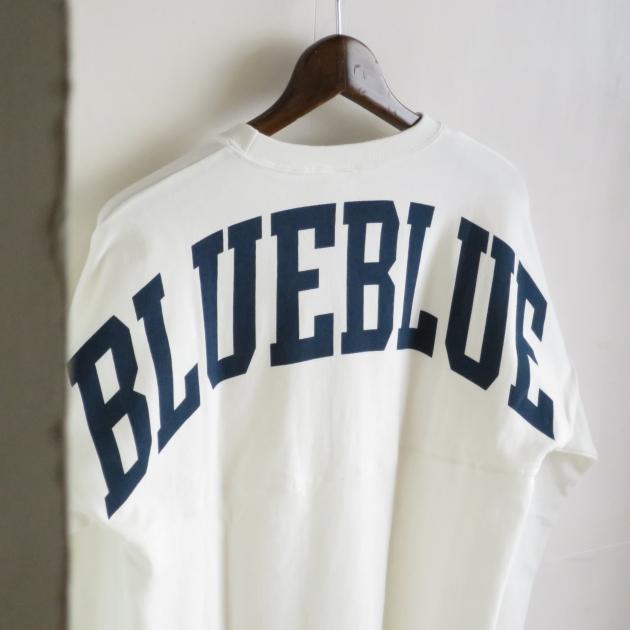 ブルーブルー ラッセル RUSSELL BLUEBLUE.JPG