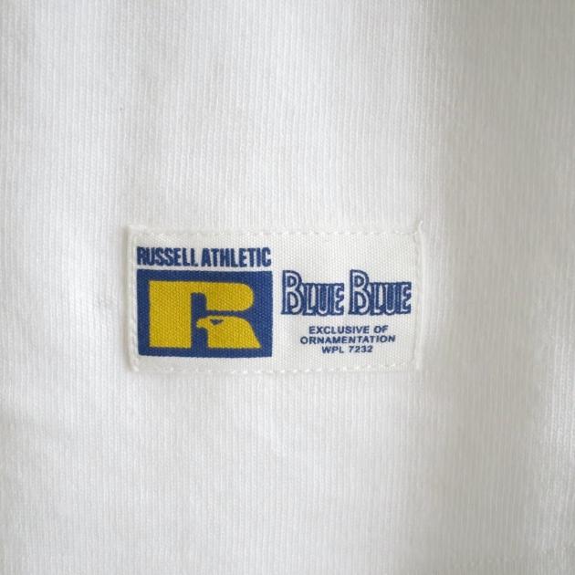 ブルーブルー ラッセル フットボールT.JPG