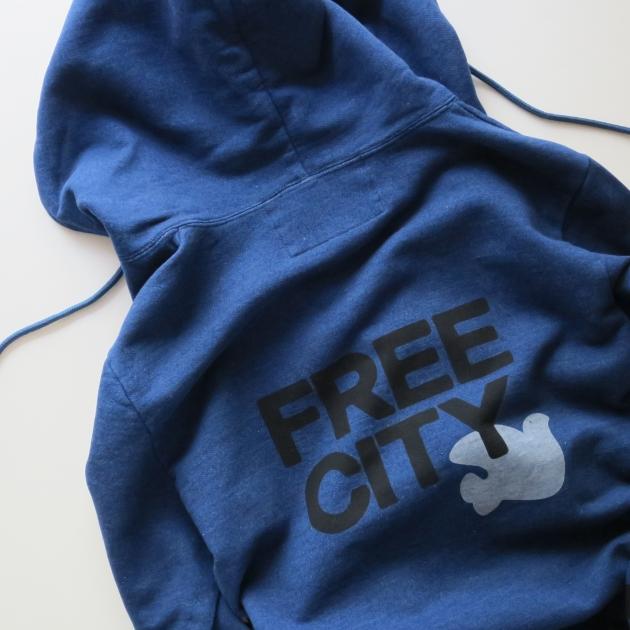 FREE CITY パーカ スウェット.JPG