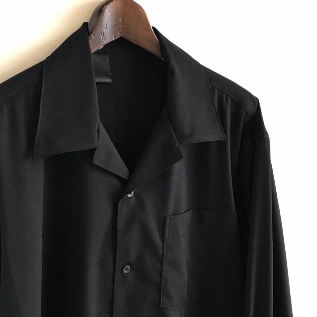 N.HOOLYWOOD Nハリウッド オープンカラーシャツ.JPG