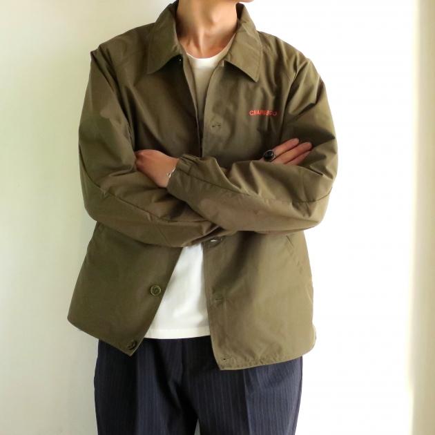 CHARI&CO チャリアンドコー GMジャケット別注.JPG