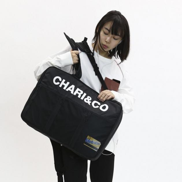 CHARI&CO バックパック リュック.jpg