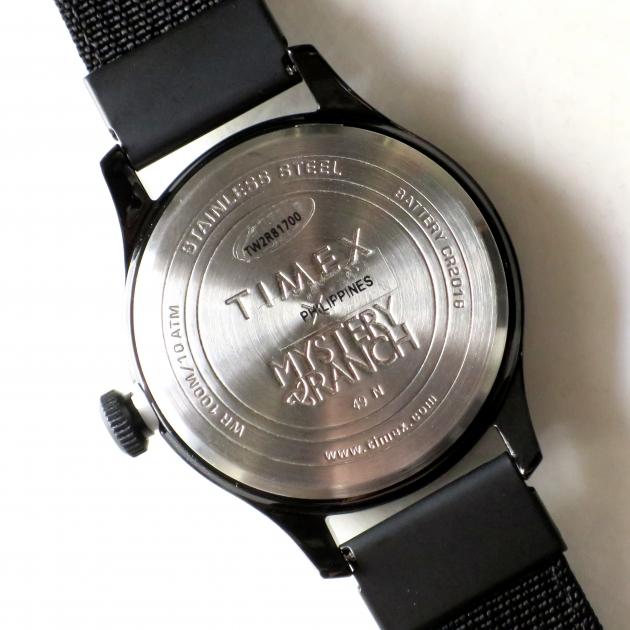 MISTERYRANCH TIMEX 腕時計.jpg