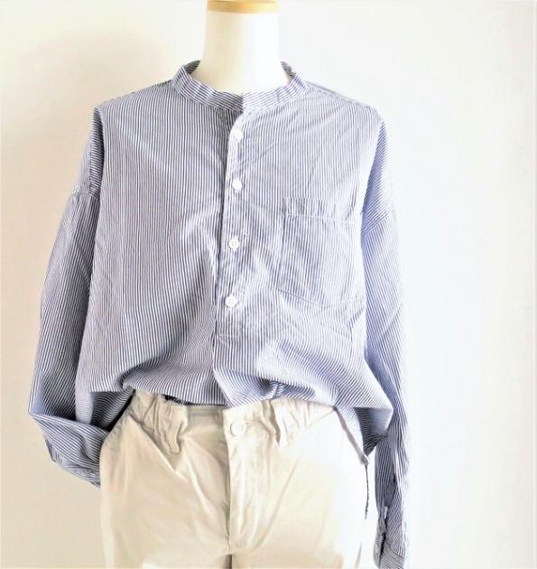 D.M.G スタンドカラーシャツ(5).jpg