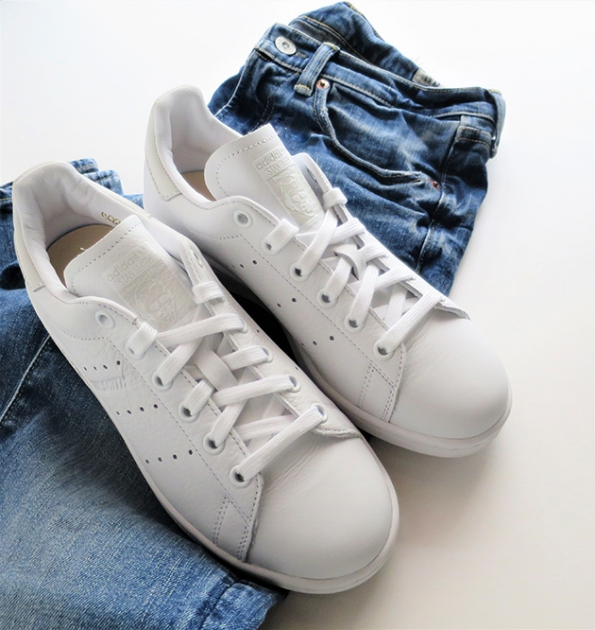 adidas Originals STAN SMITH CQ2198 WHITE×WHITE(6).jpg