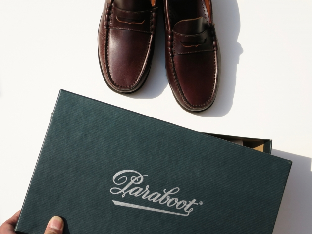 paraboot COLAUX コロー .jpg