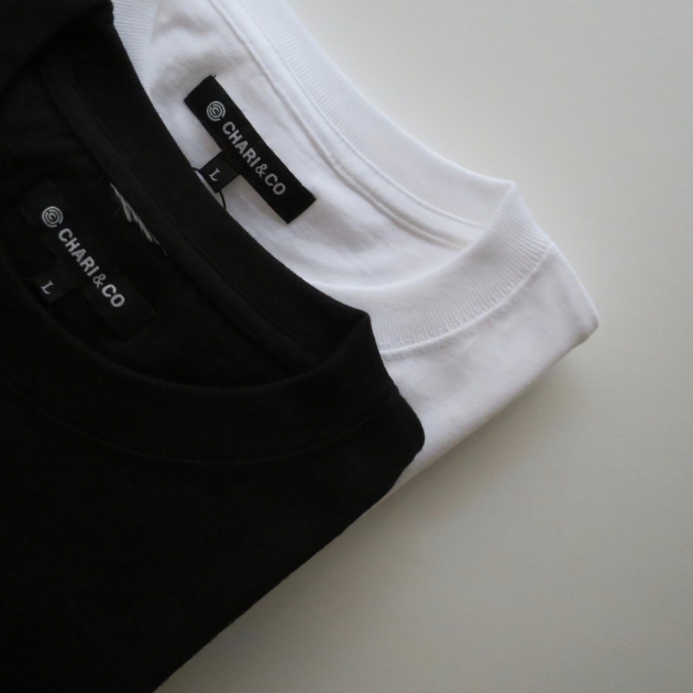 CHARI&CO  Tシャツ 10周年.jpg